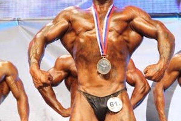 F. Horváth si chce zo svetového šampionátu priviezť najcennejší kov.