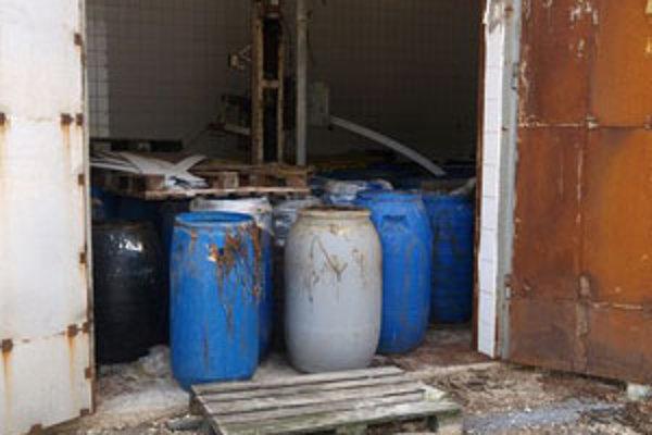 Majiteľ po výzve pred rokom odstránil zhruba 90 % mäsového odpadu.