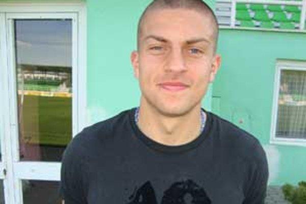 Oliver prázdnovský na Gemeri pribudol jednu sezónu ako hráč MŠK Žilina.