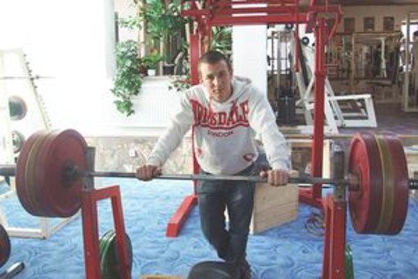 M. Čaba sa pripravuje na svetový šampionát, ktorého dejiskom bude Riga.