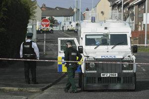 Polícia v severoírskom meste Londonderry vyšetruje vraždu novinárky Lyry McKeeovej.