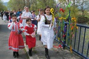 Makovička a vítanie jari.
