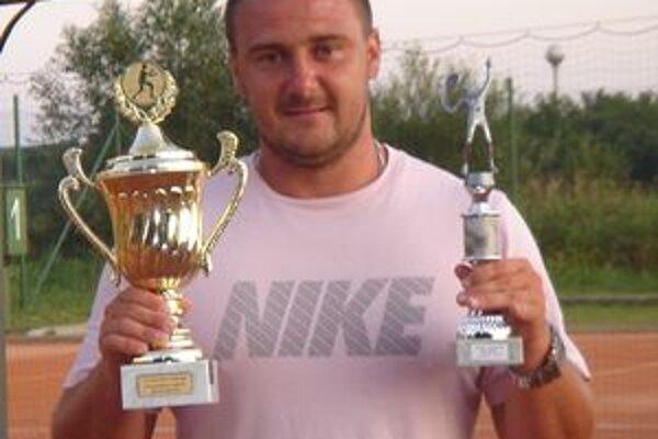 Tenisového kouča Vladimíra Jánova víťazstvo teší.