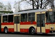 Tento trolejbus bude jazdiť v Košiciach.