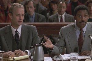 Vo filme Philadelphia nevedel právnik s AIDS nájsť obhajcu proti bývalému zamestnávateľovi.