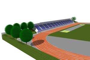 Štadión na Popradskej ulici by sa mal realizovať napriek tomu, že EYOF v Košiciach nebude.