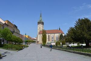 Manuál odporúča napríklad aj typy dlažby v rozdelených lokalitách mesta.