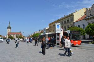 V Prešove sa má postupne zjednotiť charakter mesta.
