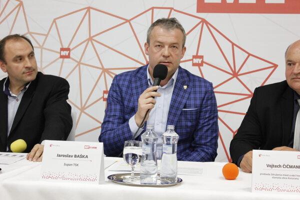 Jaroslav Baška, župan Trenčianskeho samosprávneho kraja