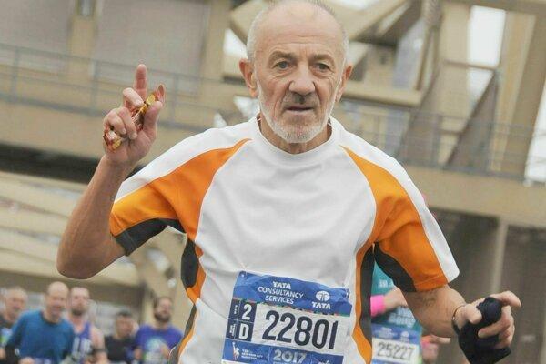 Hazucha počas maratónu v New Yorku - ilustračné
