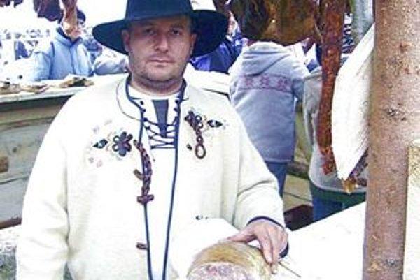 Igor Vlček úspešne realizuje svoje zaujímavé nápady. Na Zbojskej si turisti aj milovníci netradičných podujatí prídu určite na svoje.