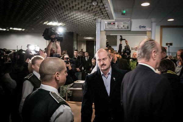 Predseda ĽSNS na Najvyššom súde.