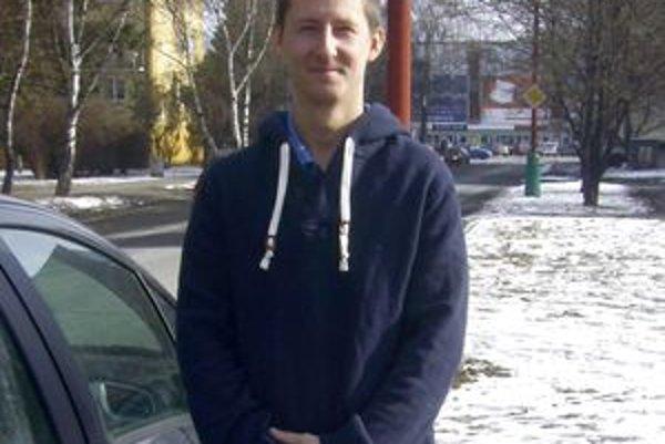 Róbert Gürtler by bol by rád, keby sa mu v Lučenci podarilo vychovať tenisovú mládež.