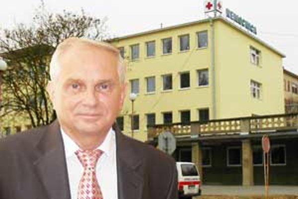 Vedenie nemocnice v Lučenci čaká na prvé zasadnutie vlády. Od nej očakávajú riešenie problému, ktorý sami nedokážu ovplyvniť.