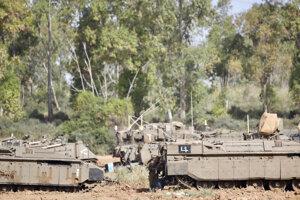 Boje v Pásme Gazy sa zastavili.