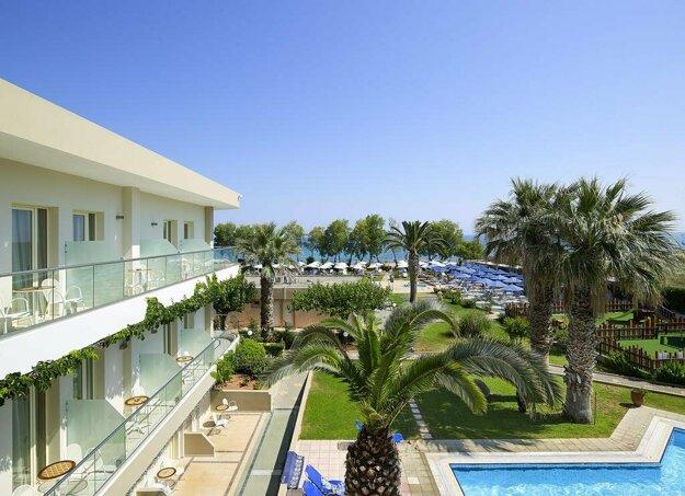 Hotel MALIA BAY BEACH HOTEL & BUNGALOWS 3*, Grécko, Kréta