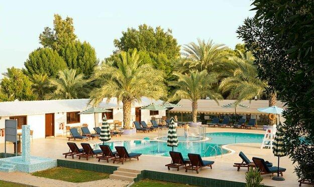 HotelSmartline Ras al Khaimah Beach Resort 4*, Spojené Arabské Emiráty