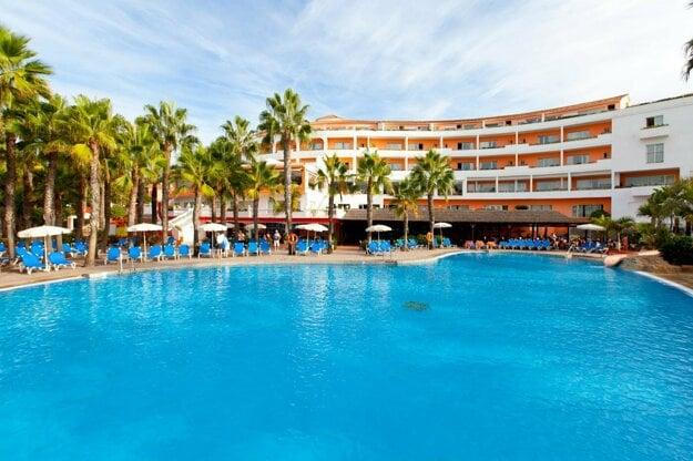 HotelMARBELLA PLAYA 4*, Španielsko