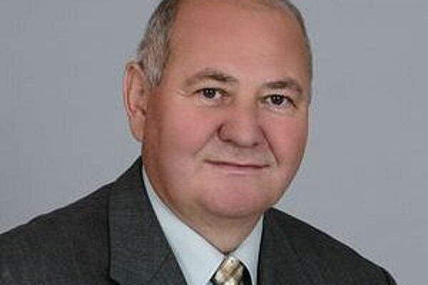 Pavol Gavalec, primátor Poltára.