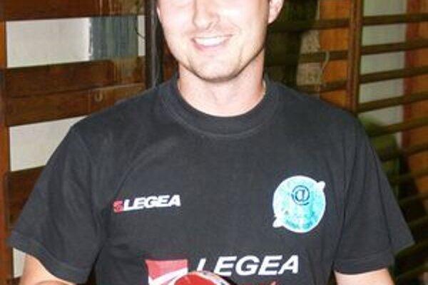 Jaroslav Adámek sa výrazne zaslúžil o postup stolných tenistov Lučenca do I. ligy.