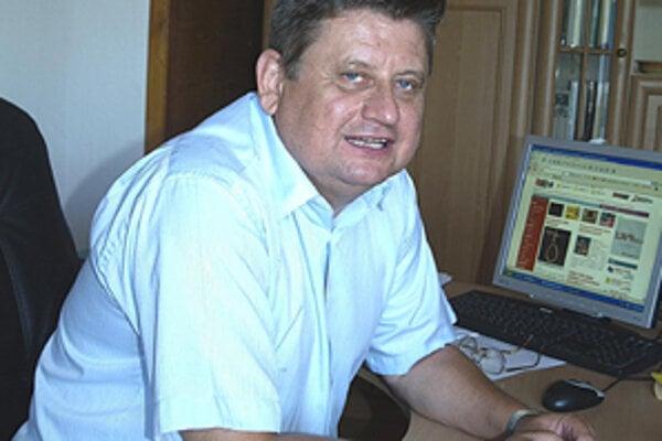 Primátor Poltára Pavel Rončák hovorí, že takmer storočný objekt potreboval rekonštrukciu.