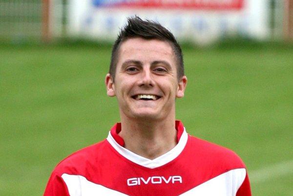 Futbalista Pravenca strelil vminulej sezóne 26 gólov.