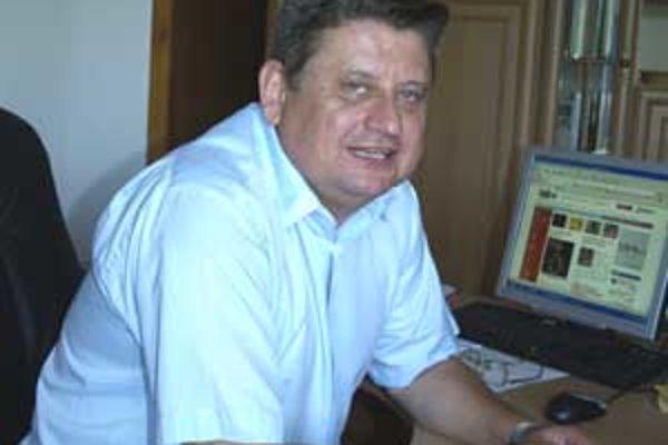 Pavol Rončák, primátor Poltára, by rád cestoval do Škandinávie.