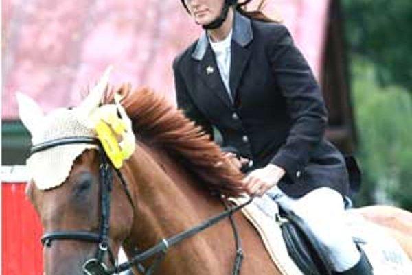 Vo Fiľakove bude súťažiť aj úspešná jazdkyňa Lucia Kosková.