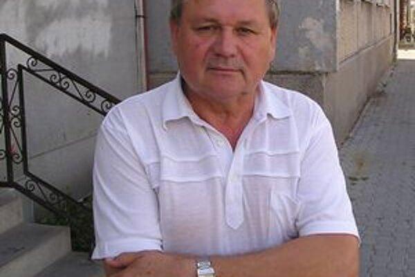 Prezident VK Slovan Rimavská Sobota Štefan Baláž by privítal postup do ďalších bojov v Slovenskom pohári.