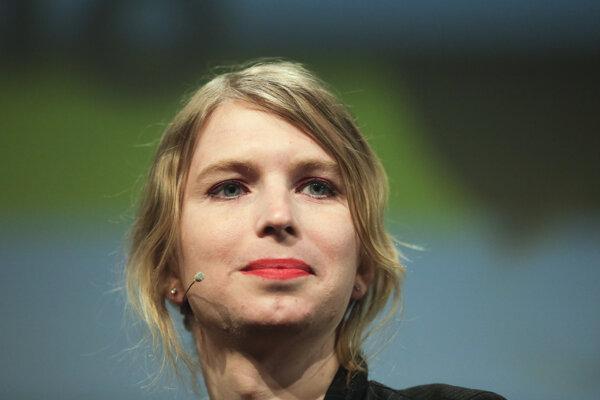 Chelsea Manningová.