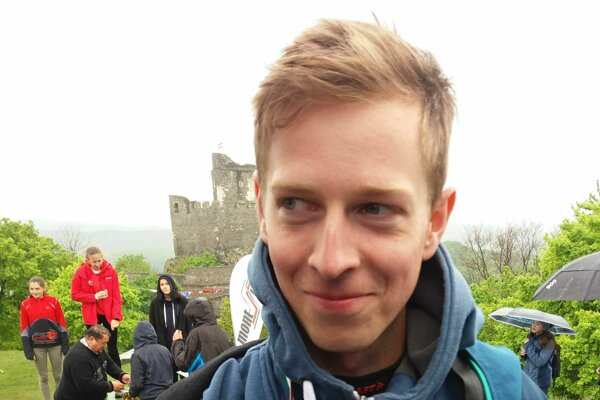 Celkovo tretí skončil Tomáš Mušinský.