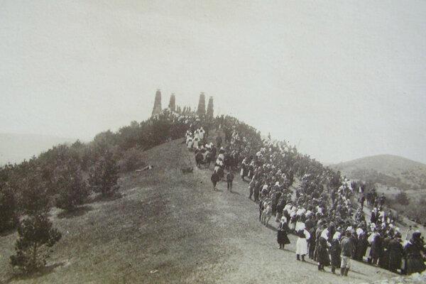 FOTO: Slovenský národný archív Bratislava, Osobný fond Dušan Jurkovič