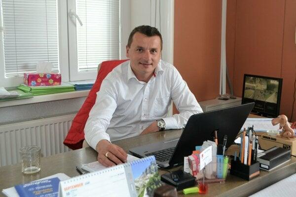 Miroslav Malatinec, starosta Buzitky.