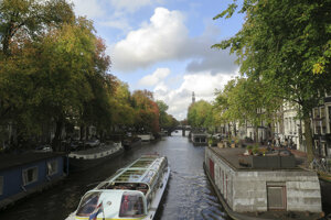 Amsterdam - ilustračná fotografia.