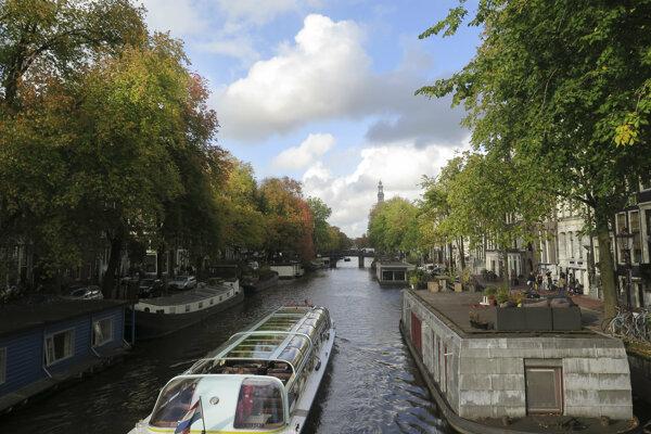 Amsterdam zavedie daň pre turistov.