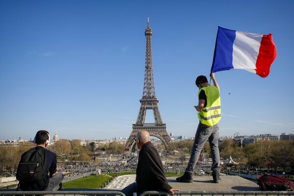 Eiffelovu vežu sprístupnili verejnosti prvýkrát 15. mája 1889.