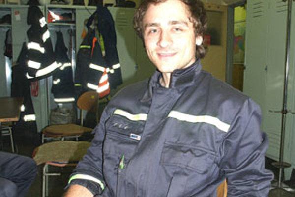 Mladý Lučenčan Peter Šulek dostal ocenenie za záchranu života.