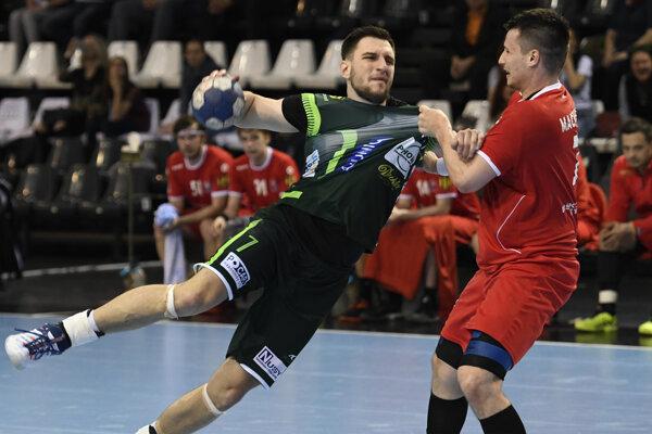 Prešov podľa očakávania zvládol prvý duel finálovej série.