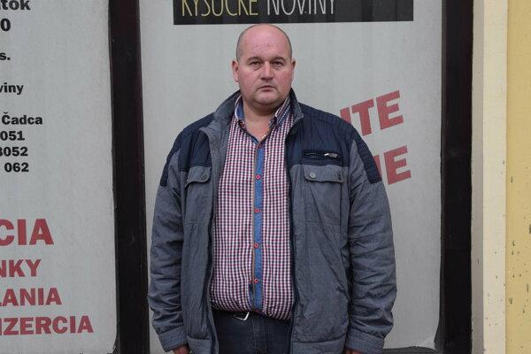 Anton Kvašňovský zabezpečuje dopravu FK Čadca.