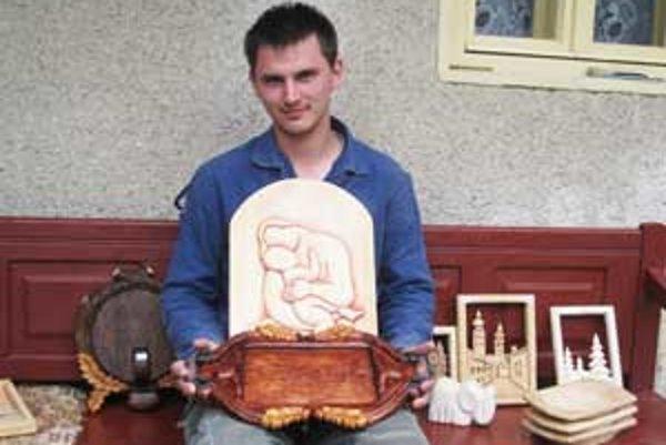 Len tohto roku absolvoval Miroslav vyše dvadsať akcií, na ktorých prezentoval svoje výrobky.