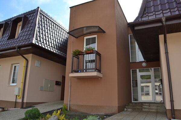 V Bytovke v Turcovciach je osem bytov.