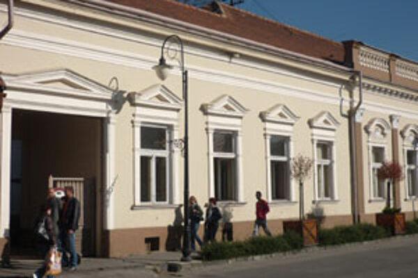 Pre návštevníkov bude múzeum prístupné v lete 2012.