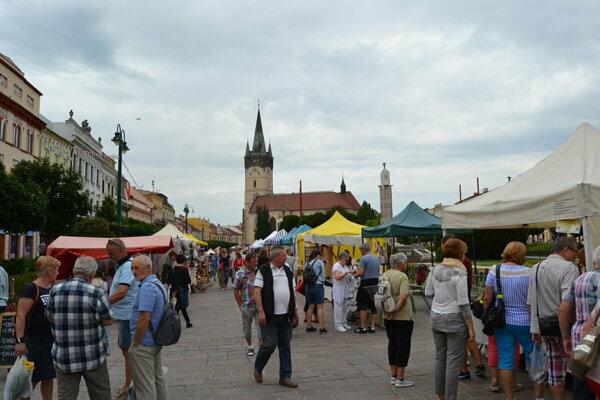Takto vyzerali Dni mesta Prešov 2018.