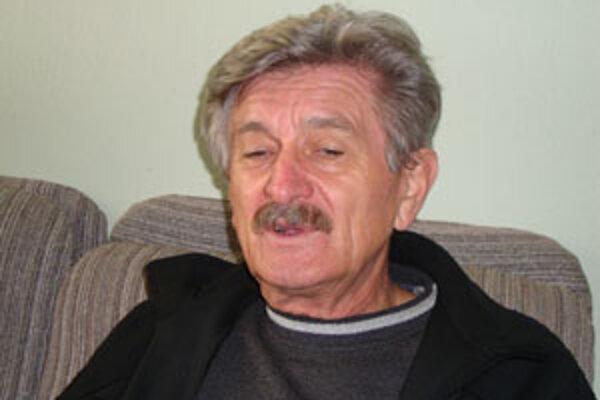 František Vaš, tréner MŠK Rimavská Sobota.