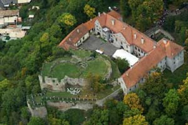 Hrad by mal byť počas rekonštrukcie zatvorený.