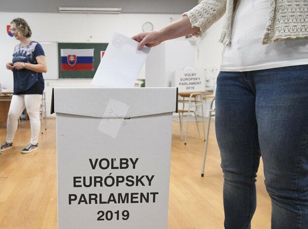 Voľby do európskeho parlamentu 2019 sa blížia k záveru.