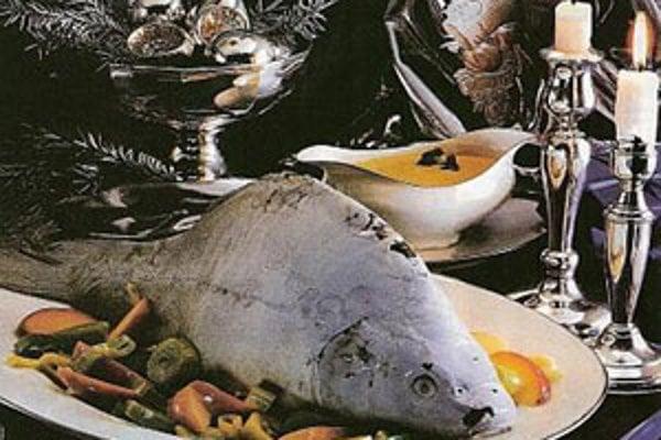 Tradičnou vianočnou rybou na našich stoloch je stále kapor.