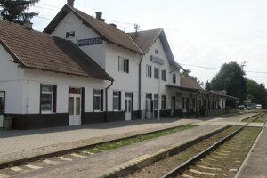 Vlaková stanica