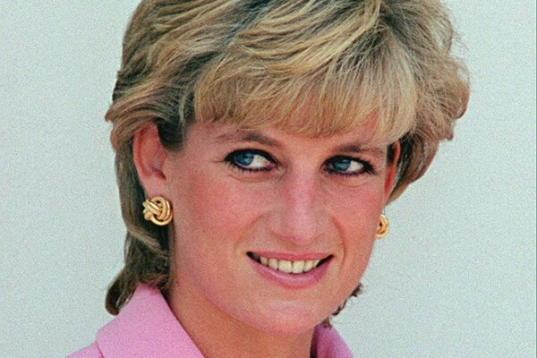 Princezná Diana.