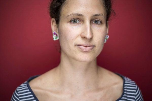 Zuzana Kepplová.
